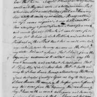 Samuel Culper to Benjamin Tallmadge, April 12, 1779